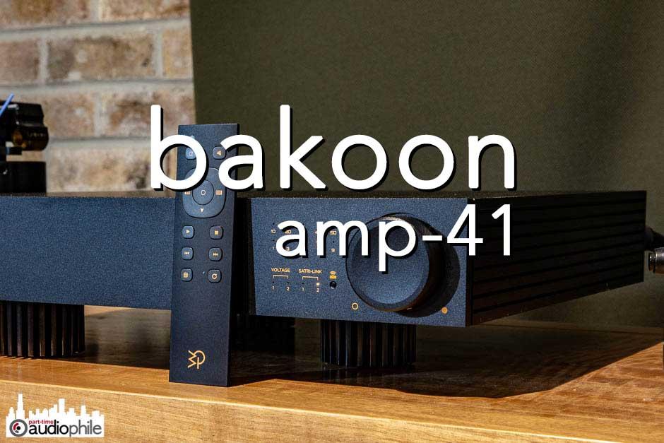 Bakoon AMP-41 Review | An Open Window