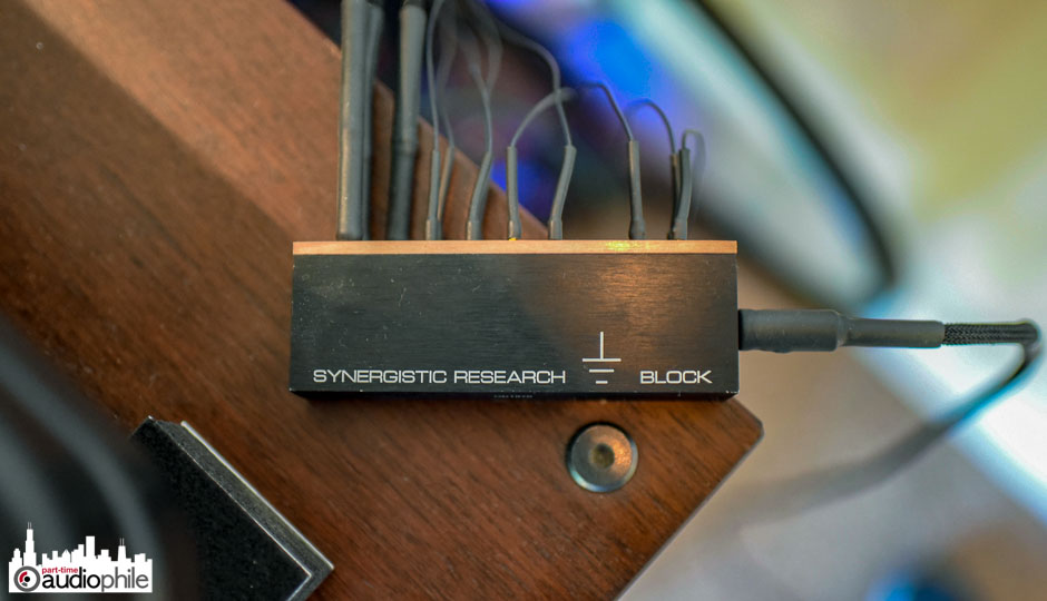 Synergistic Research Ground Block
