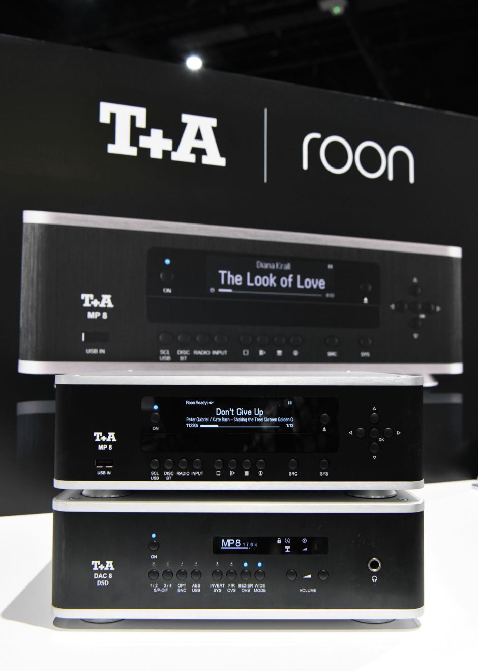 CEDIA 2018: T+A Series 8 brings Roon and MQA | Part-Time
