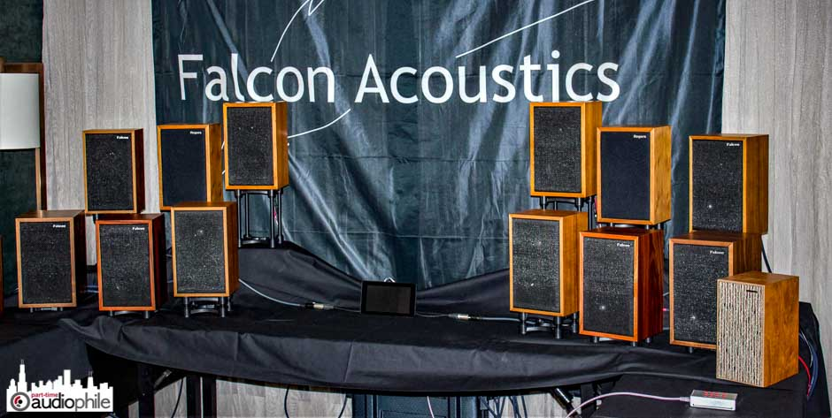 RMAF 2018: Falcon Acoustics, Primare and the Incredible LS3