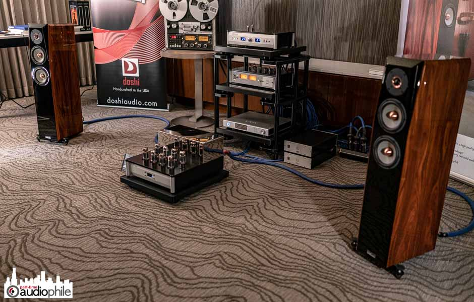 RMAF 2018: Joseph Audio, Doshi Audio, Cardas and the Rest of Your Life