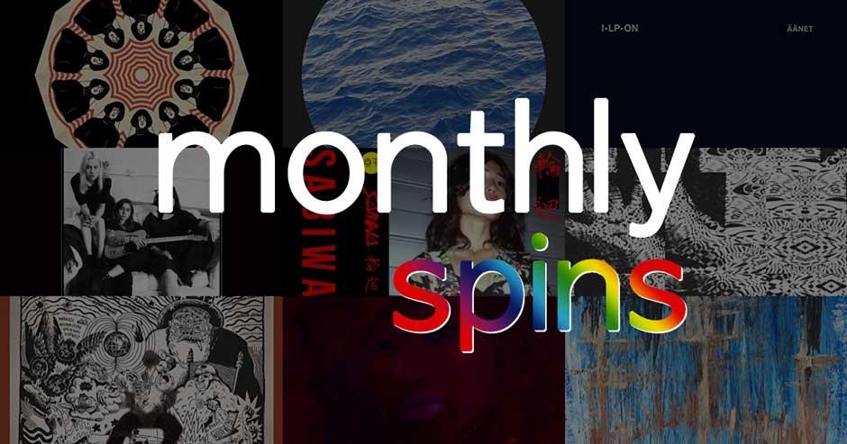 Monthly Spins: December 2018