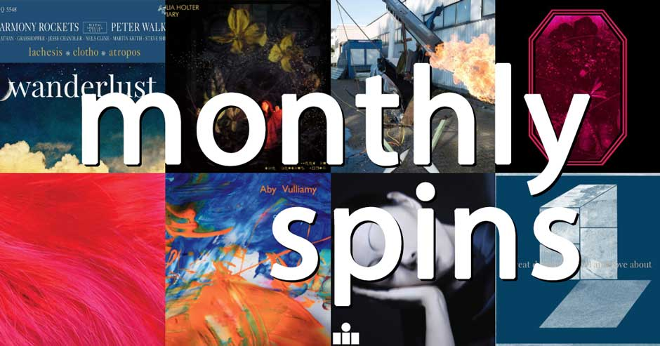 Monthly Spins: November 2018