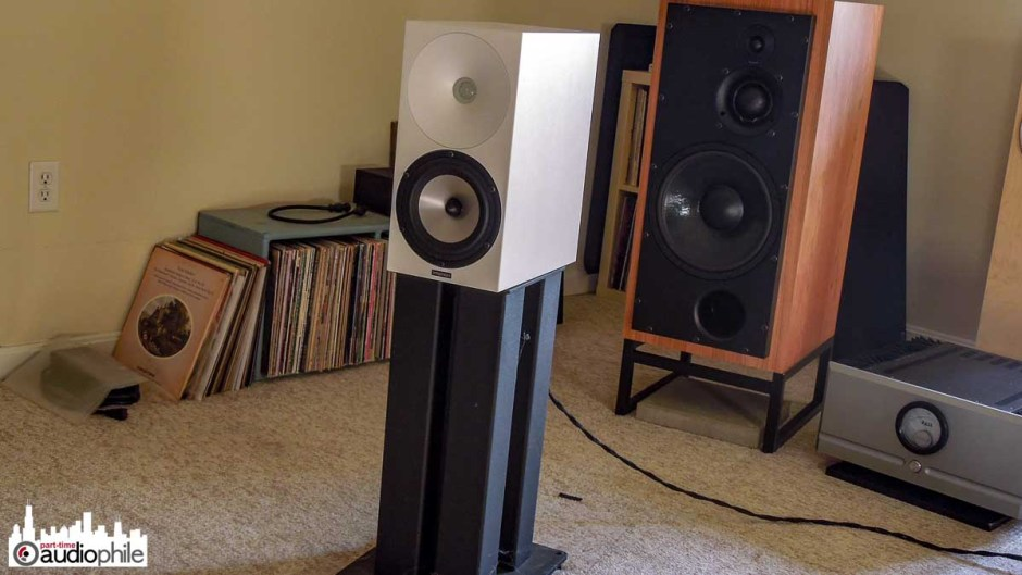 Amphion Argon 3S stands