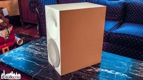 Amphion Argon 3S side