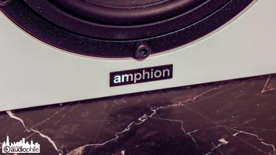 Amphion Argon 3S logo