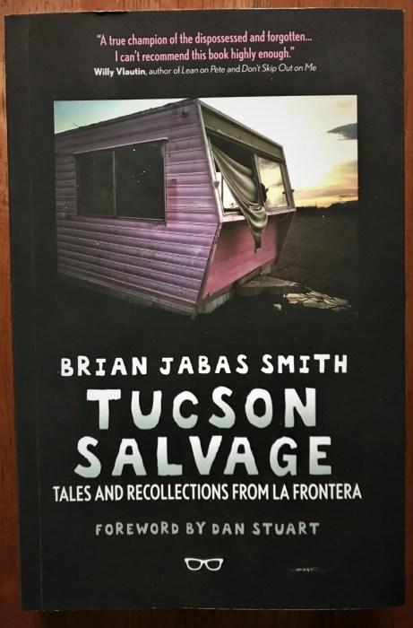 Brian Jabas Smith, Tucson Salvage | The Vinyl Anachronist