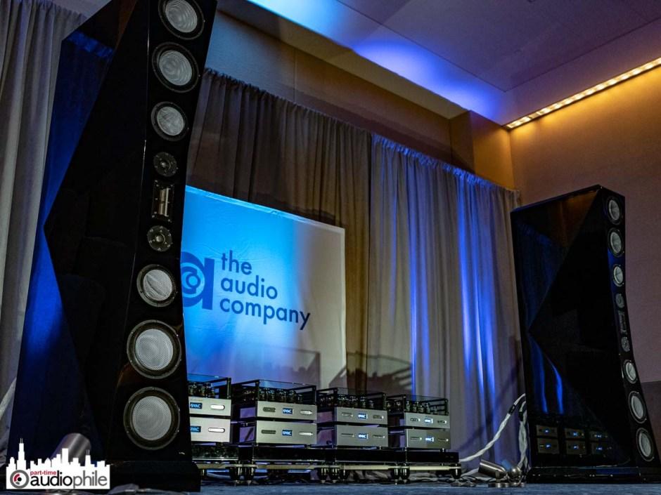 Ultra-Fi, Michael Fremer, and The Audio Company | AXPONA 2019