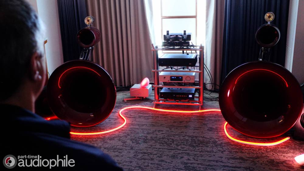 Wolf Audio Systems, Audience Cable, LTA, Ayre, Sadurni Acoustics, David Berning | AXPONA 2019