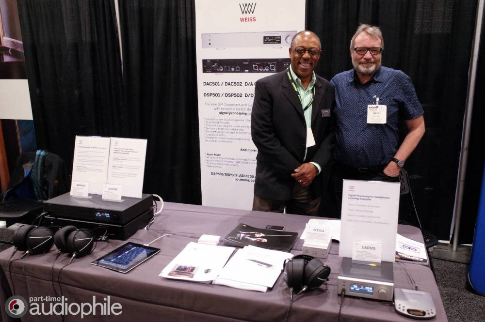 Weiss Engineering, The Voice That Is! | AXPONA 2019