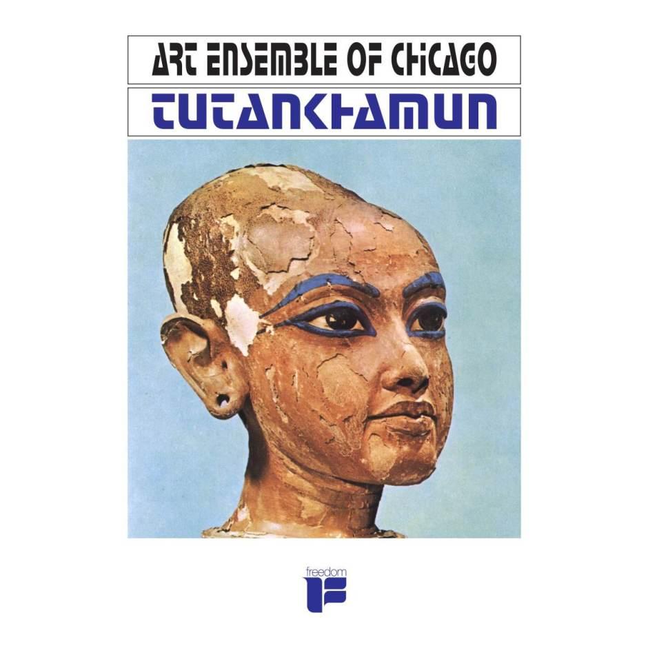 Art Ensemble of Chicago's Tutankhamun | The Vinyl Anachronist