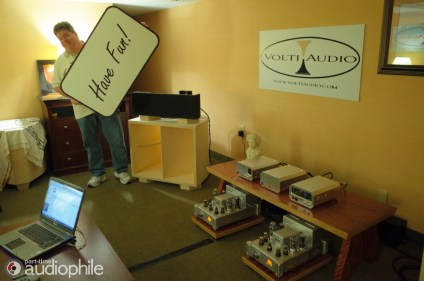 Lone Star Audio Fest 2019 Volti