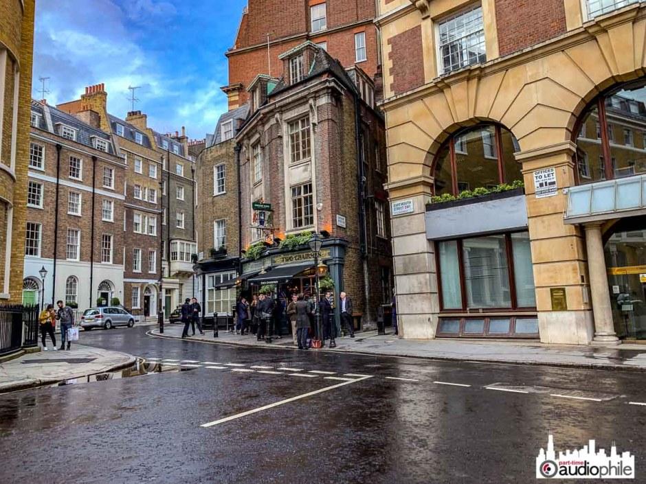 London pub sprawl