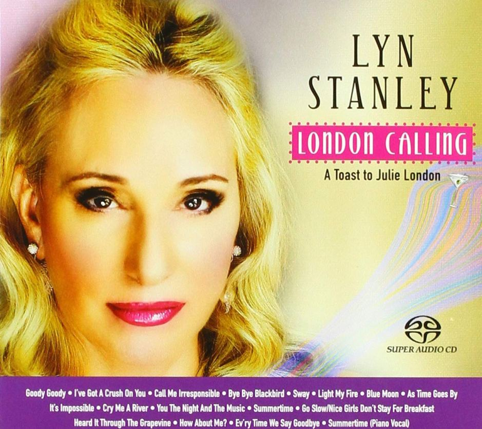 Lyn Stanley, London Calling | The Vinyl Anachronist