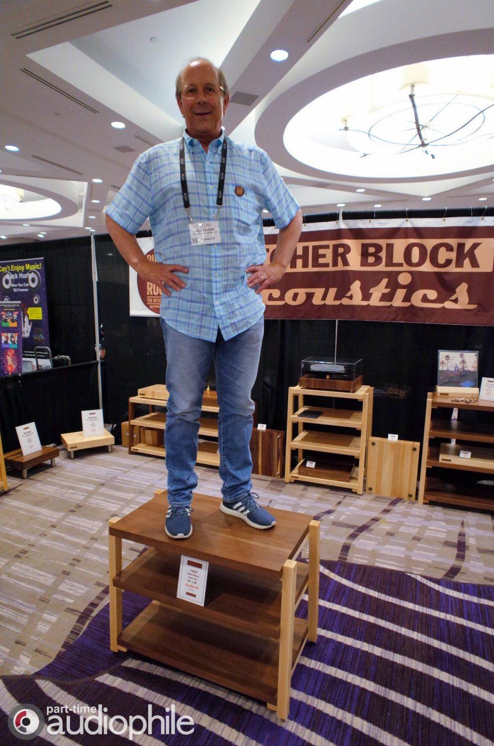 Butcher Block Acoustics The Show 2019
