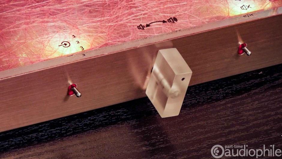 Sparkler Audio Ether closeup