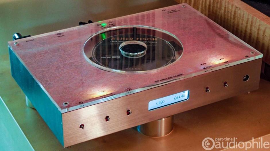 Sparkler Audio Spiral