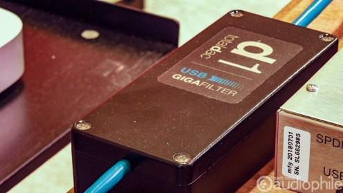 TotalDAC USB Gigafilter