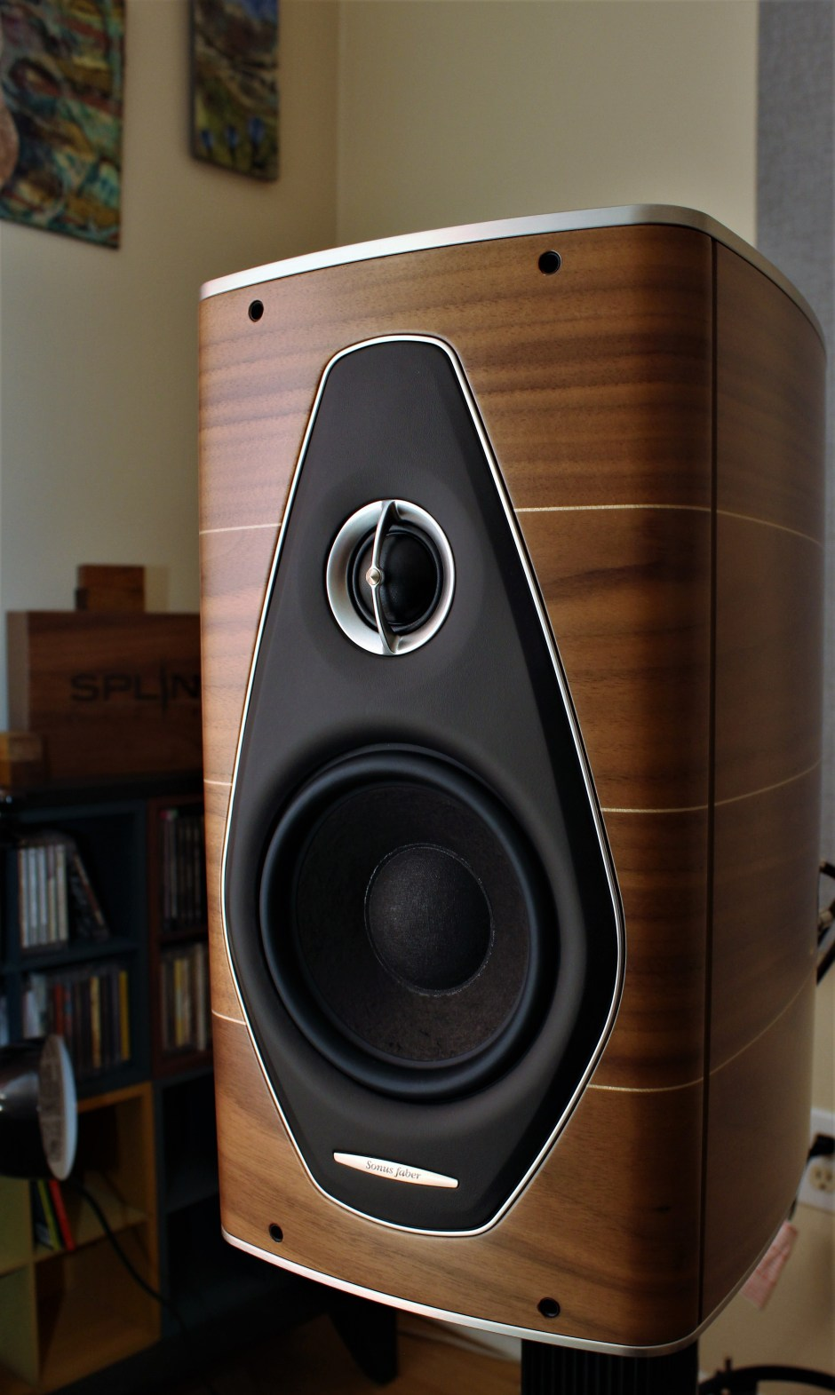 Olympica Nova from Sonus Faber face