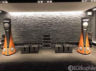 Vitus Audio Factory listening room