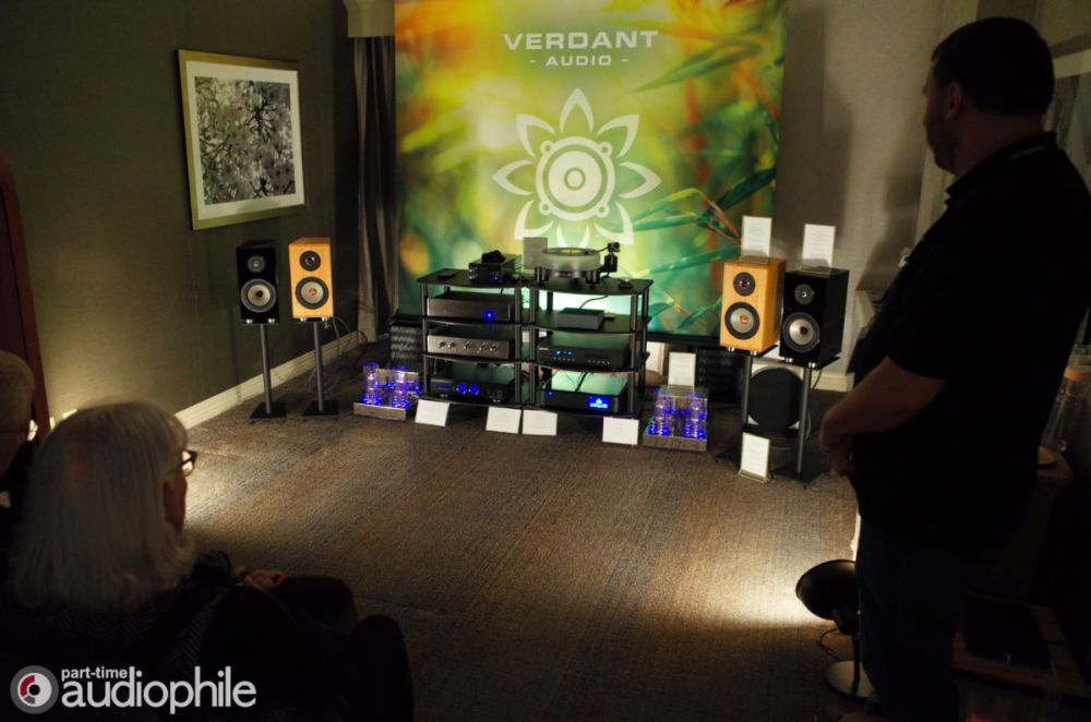 Verdant Art Audio CAF 2019