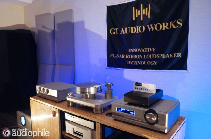 GT Audio Works CAF 2019