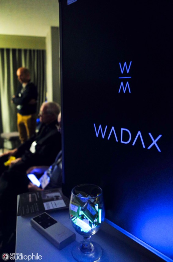 WADAX Avantgarde CAF 2019