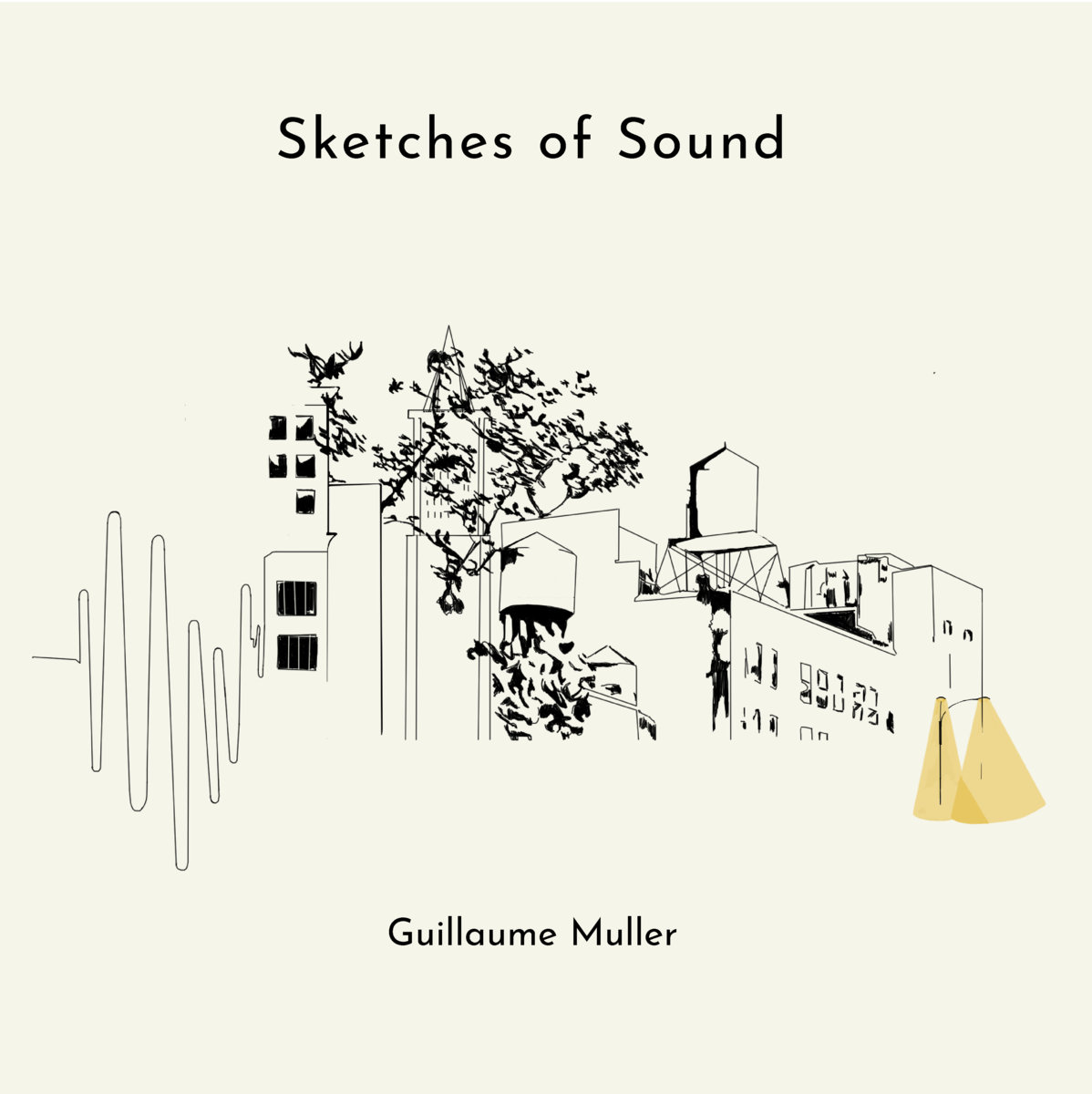 Guillaume Muller, Sketches of Sound | The Vinyl Anachronist