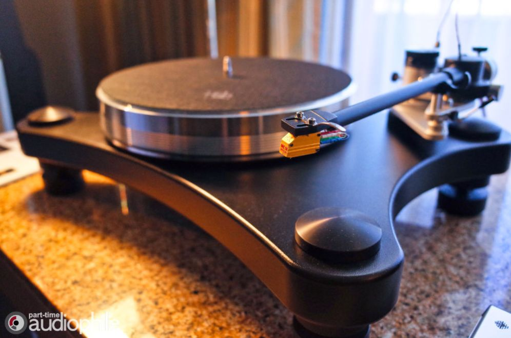PureAudioProject Pass VPI FLAX 2020