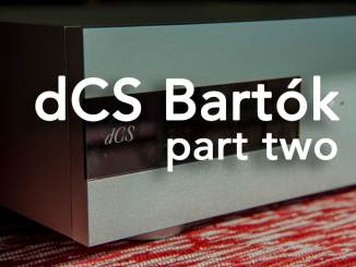 dCS Bartók cover