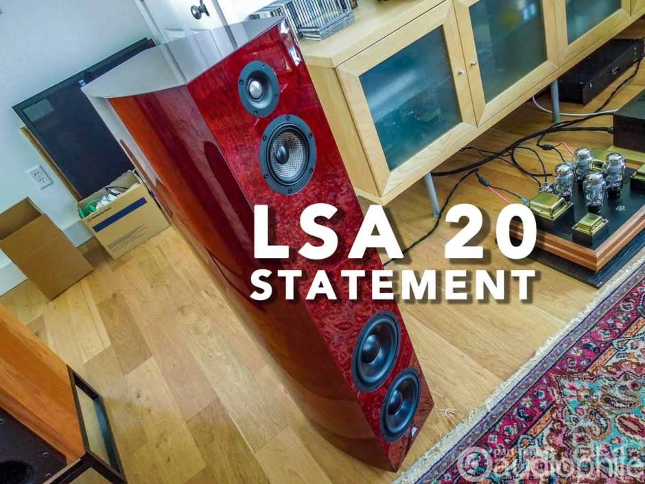 LSA 20 Statement