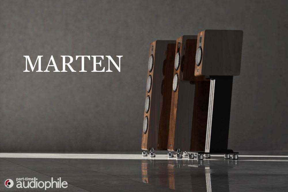 Marten Cover