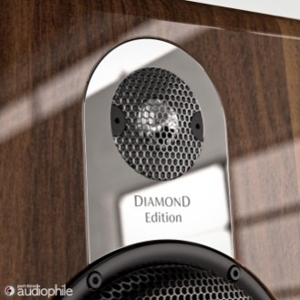Parker Quintet walnut piano diamond tweeter 2