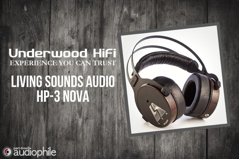 Underwood Hifi HP-3 Nova