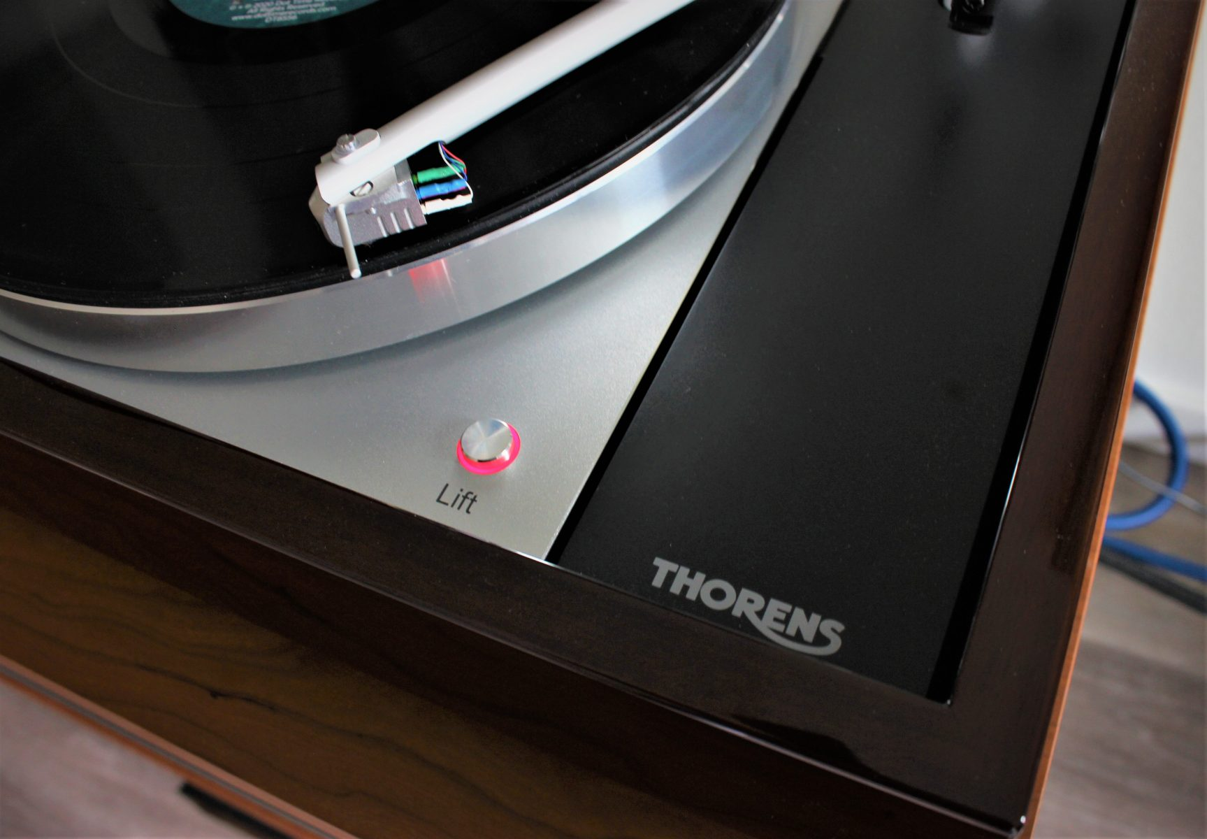 Thorens TD-1601 Turntable | REVIEW