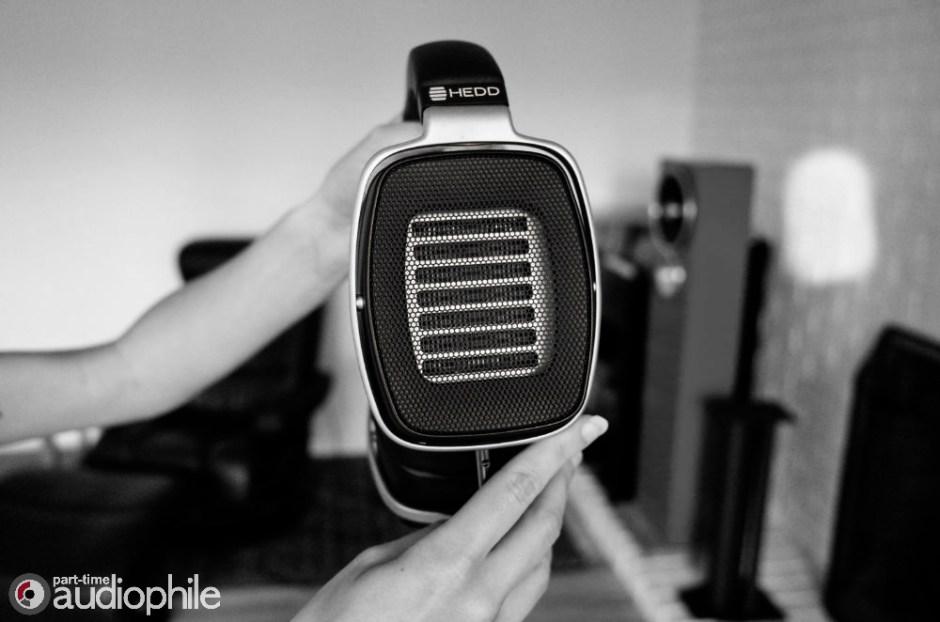 HEDDphone side shot, Heinz Electrodynamic Designs
