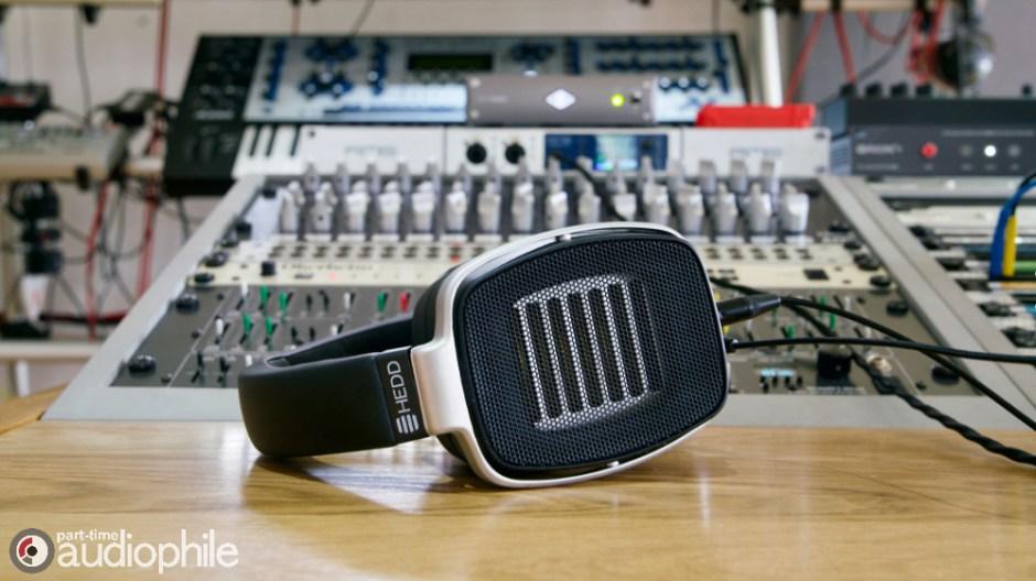 Heinz Electrodynamic Designs HEDDphone