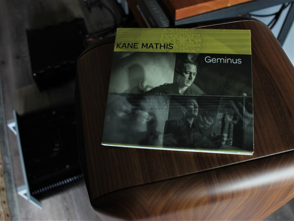 New album from oud player Kane Mathis.