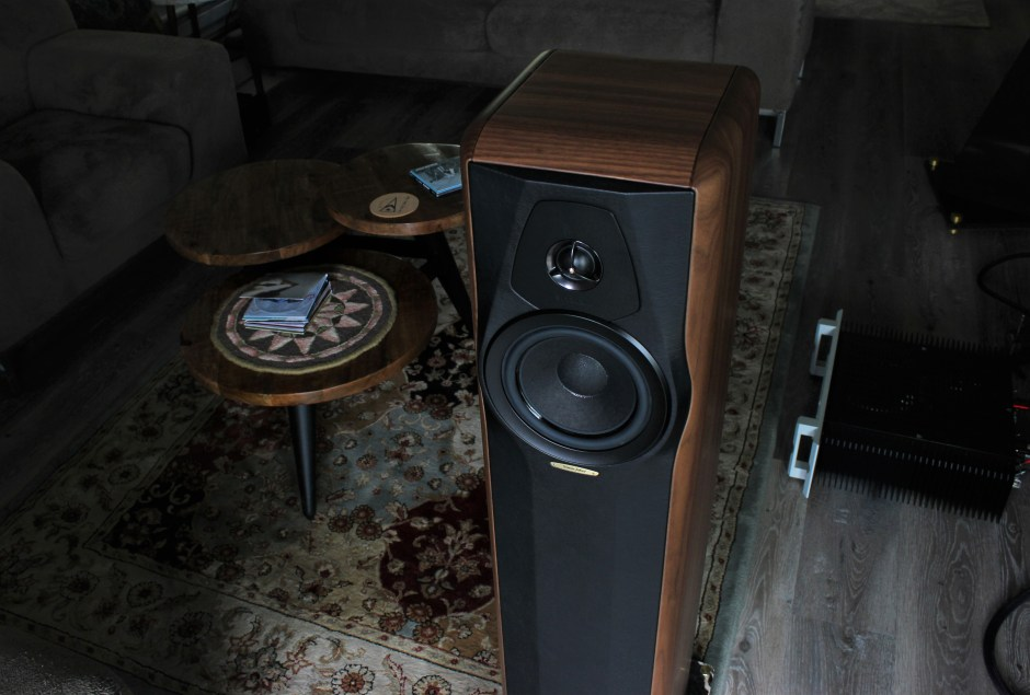 sonus faber maxima amator review for part-time audiophile