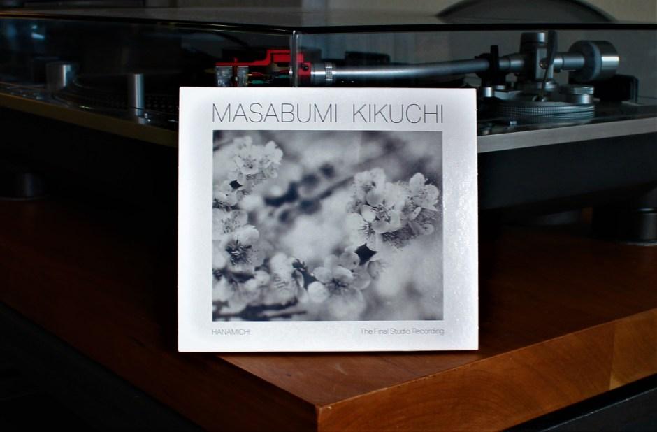 Masabumi Kikuchi's last studio recording of Hanamichi.
