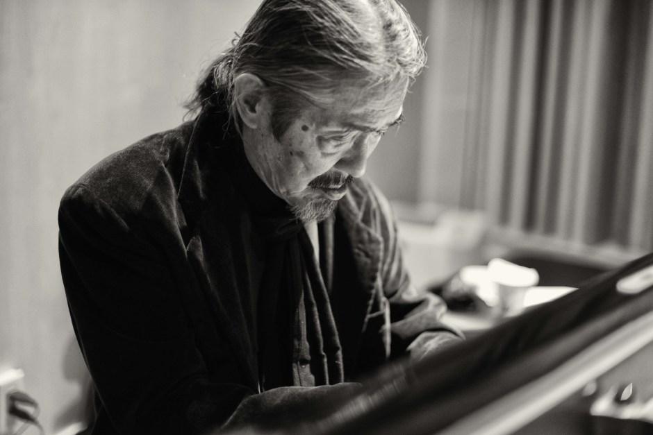 Japanese pianist Masabumi Kikuchi (1939-2015)