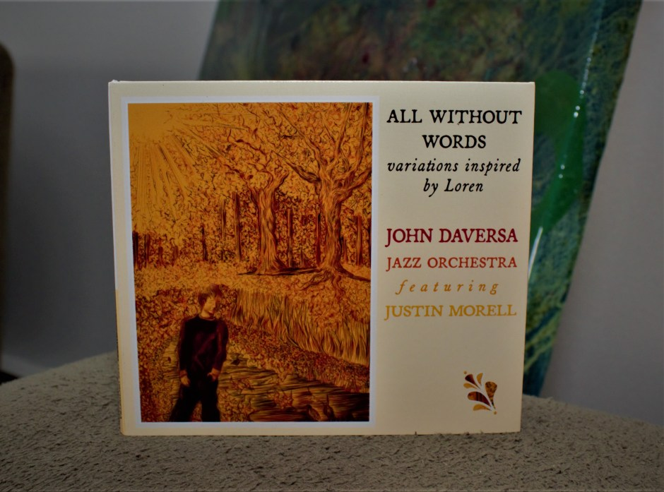 John daversa jazz orchestra all without words