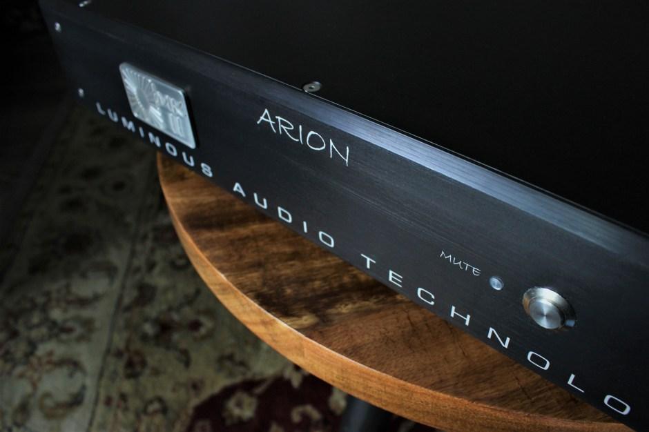 front panel arion mk. II