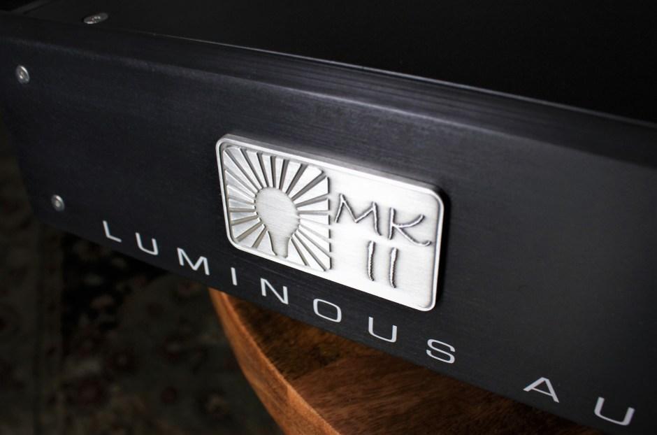luminous audio technology arion mk. ii phono preamplifier