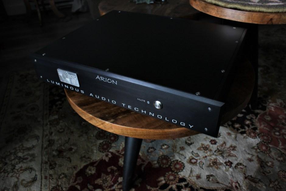 luminous audio technology arion