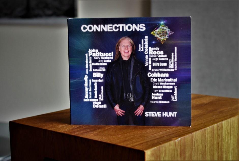 Steve Hunt's Connections