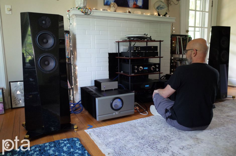 dave mcnair judges recordings on his home system