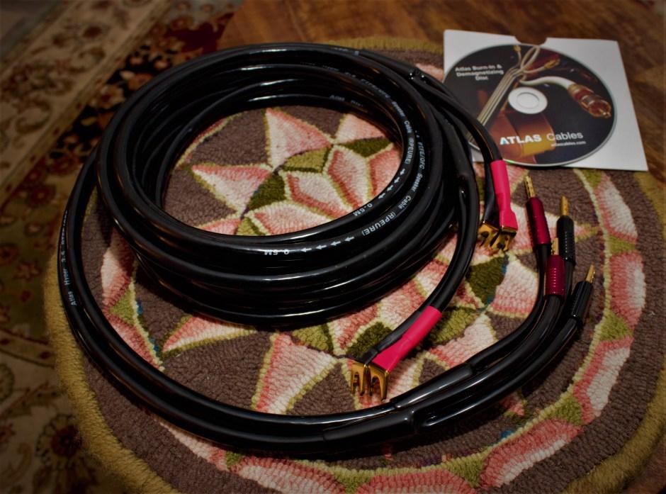 hyper speaker cables from atlas