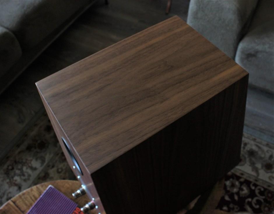 wood veneer used on qln