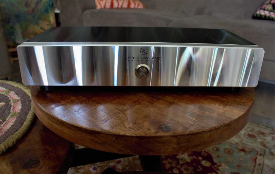 jeff rowland design group model 125 power amplifier